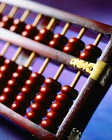 Photo - abacus